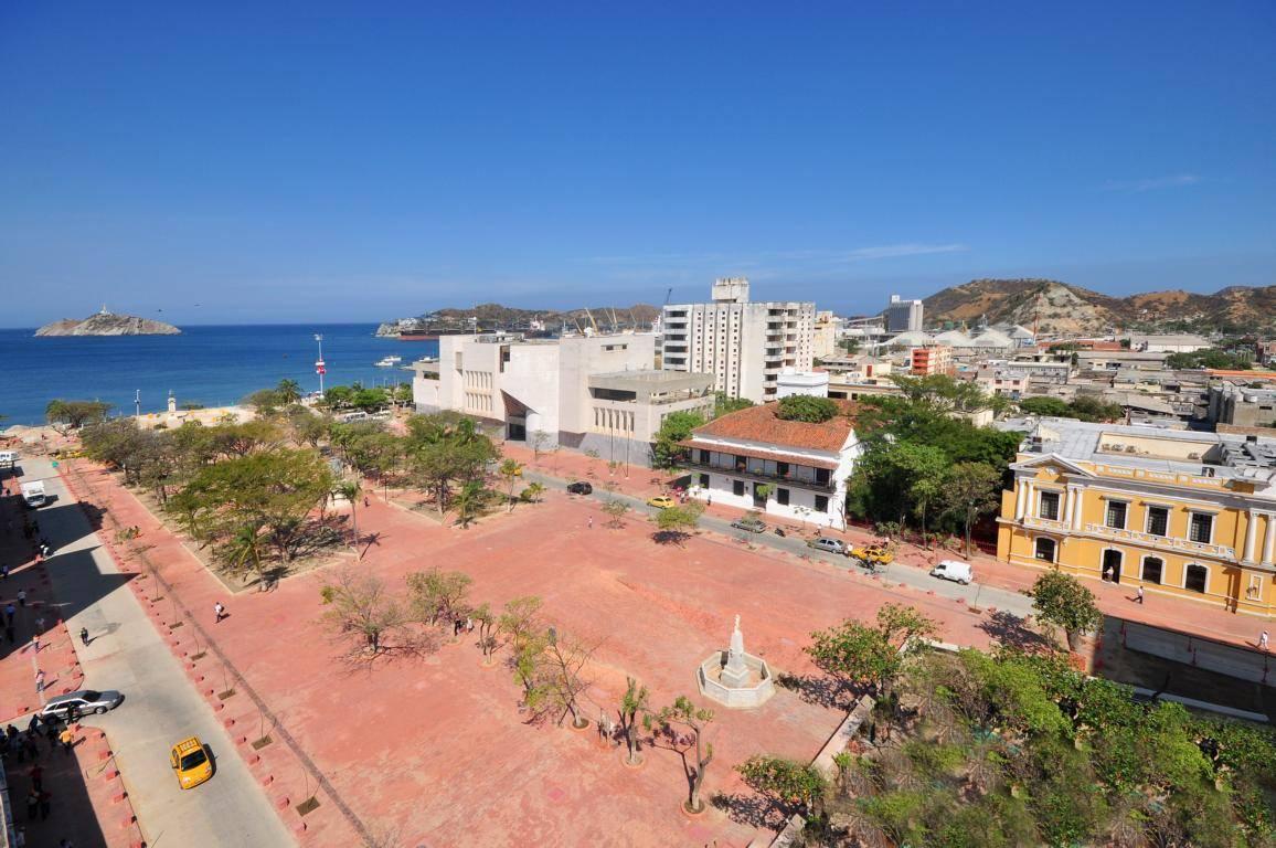 The Coastal Beauty of Santa Marta Colombia