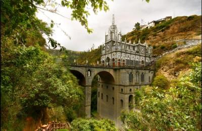 Santuario de las Lajas Ipiales Colombia3