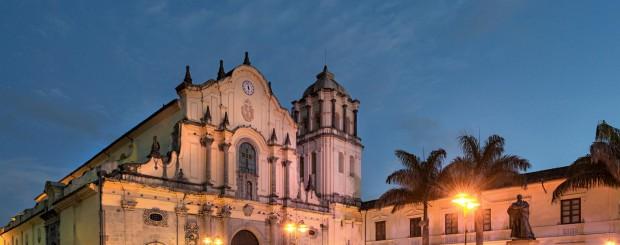 iglesia san francisco popayan