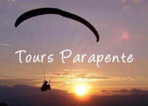 Parapente Tours - HOME - ES
