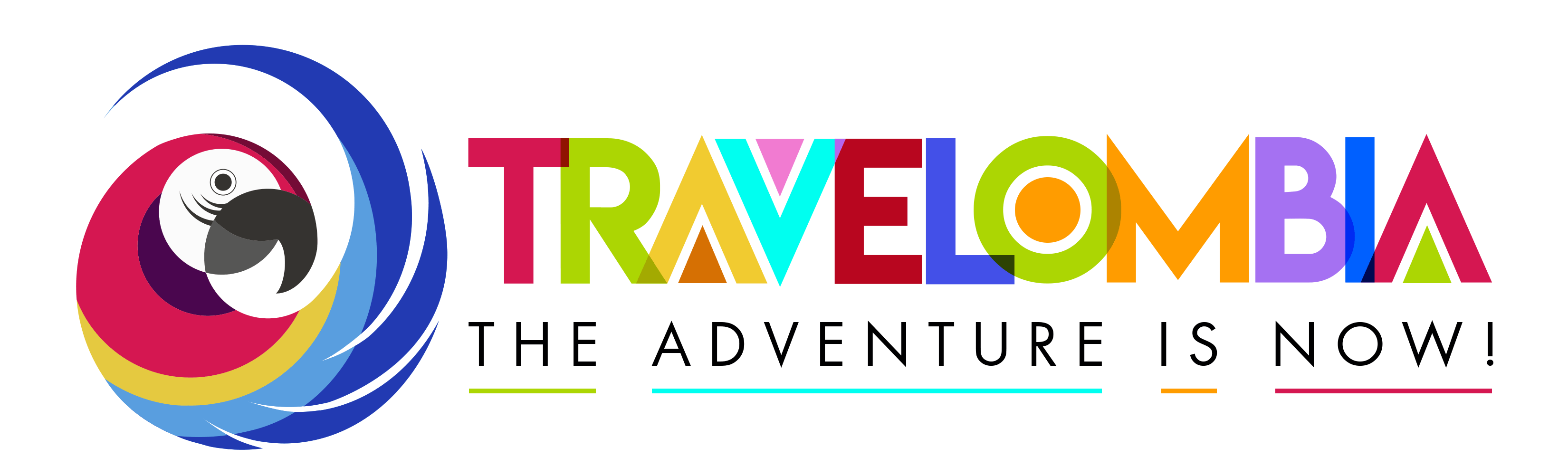 LOGO TRAVELOMBIA